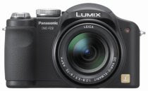 Panasonic Lumix DMC-FZ8K 7.2MP Digital Camera with 12x Optical Image Stabilized Zoom (Black)<br />
