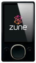 Zune 80 GB Digital Media Player Black (2nd Generation)<br />