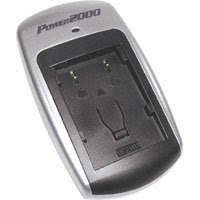 Power 2000 RTC118 Mini Rapid Charger (for Fuji, Minolta, Panasonic & Pentax)