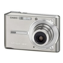 Casio Exilim EX-S600 6MP Digital Camera with 3x Optical Zoom (Silver)