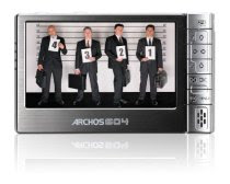 Archos 604 30GB Wi-Fi, Ultra-Slim Portable Digital Media Player and Recorder (50872)