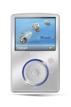 SanDisk Sansa Fuze 8 GB MP3 Player (Silver)