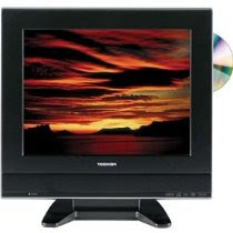 Toshiba 15DLV77 LCD TV with Built-In DVD Player