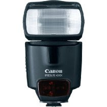 Canon 430EX Speedlite Flash for Canon Pro1, Pro 90, G Series and all EOS SLR Cameras