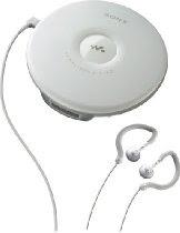 Sony D-EJ001 CD Walkman (White)
