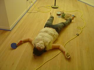 Paul Amp Jenn S Adventures Hardwood Floor Refinishing