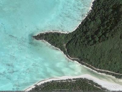 Lagon de Maiao