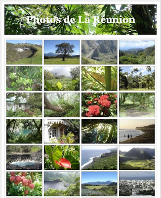 Photos de La Réunion