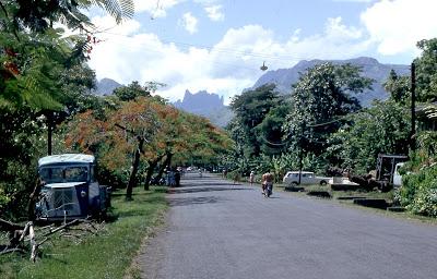 Photos de Tahiti années 60 - Tahiti d'autrefois