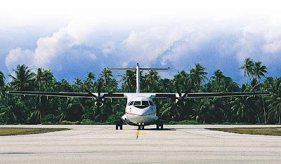ATR de la flotte Air Tahiti