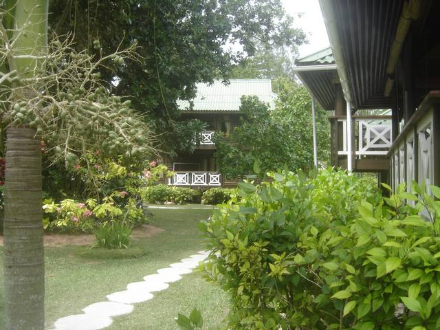 Hotel Acajou Praslin Seychelles