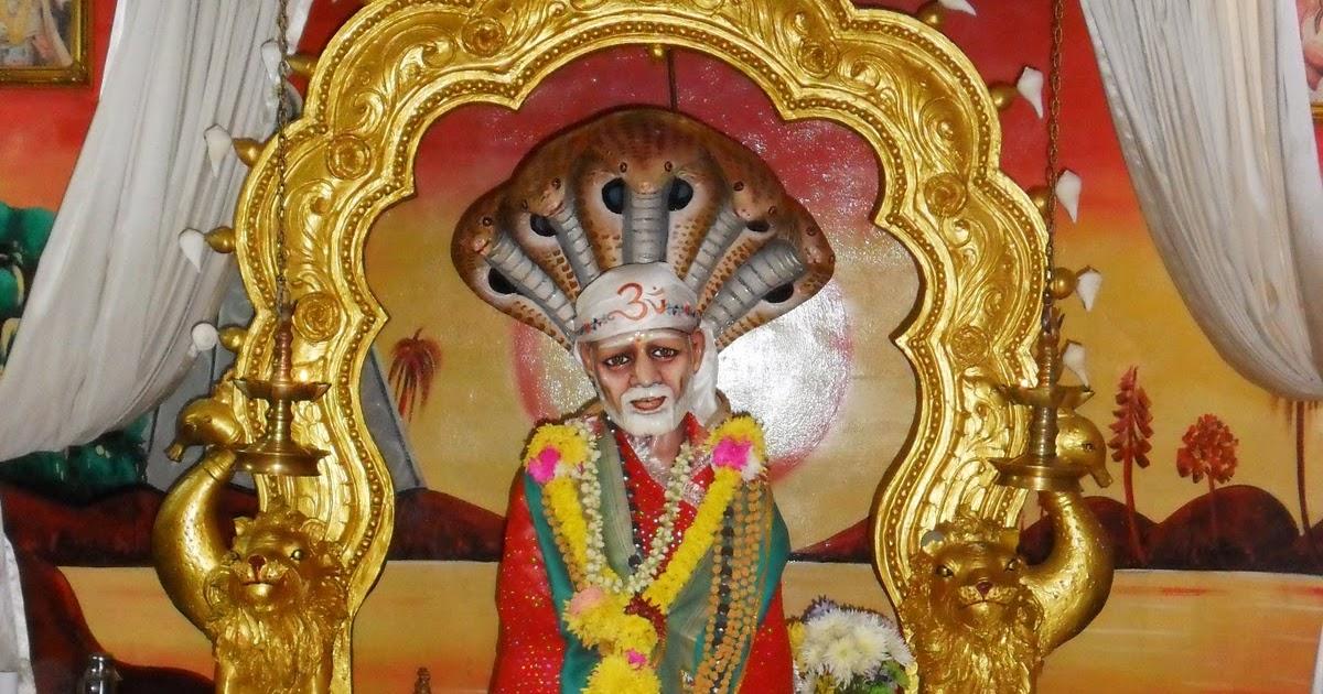 Sai Baba Miracles: SHIRDI SAI BABA MIRACLES: My Visit To NagaSai