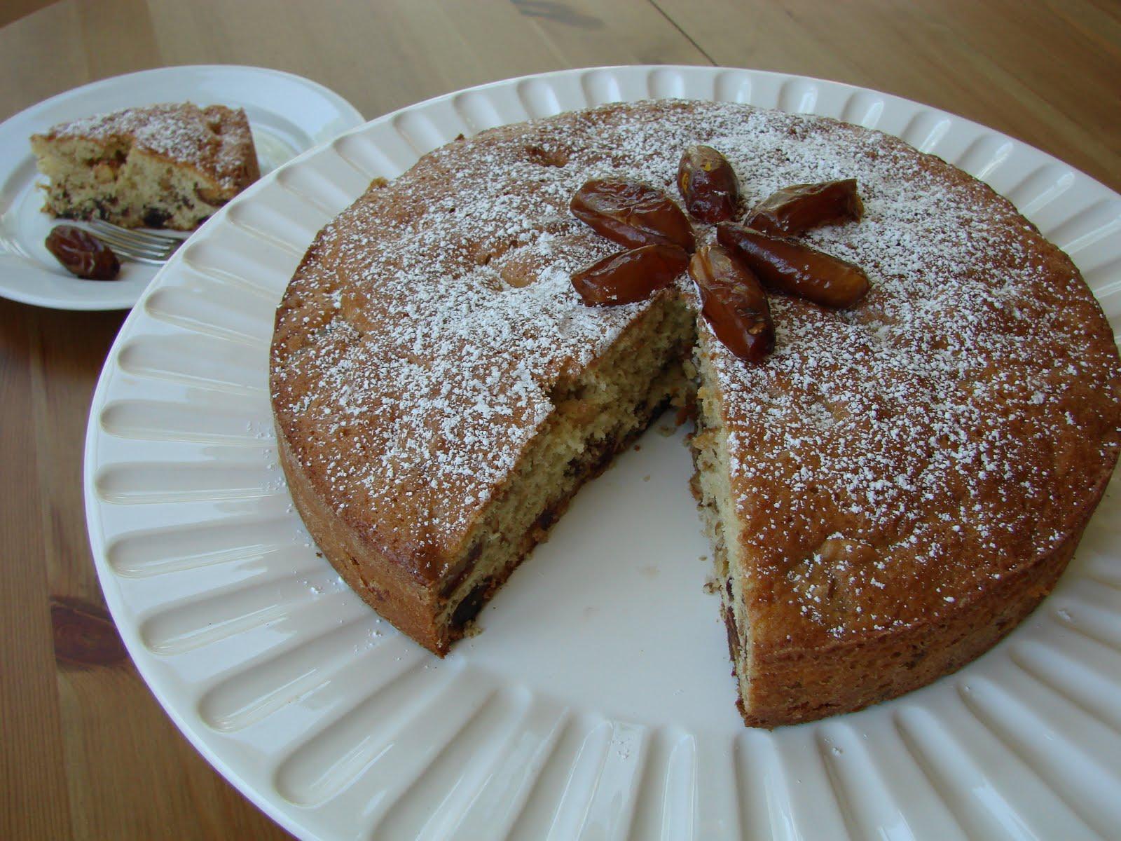 Syrian Cake Recipes