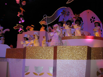 Inside It's a Small World