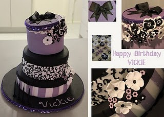 ... elegant cakes and party dates could make my cake for my 40th birthday