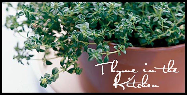 Thyme in the Kitchen