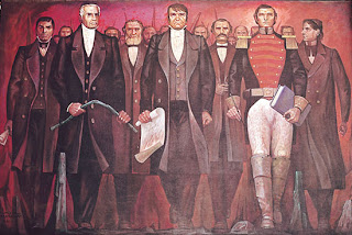 quienes participaron en la guerra de reforma