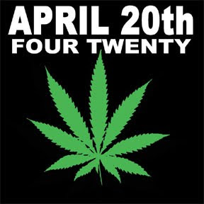 My Favorite News Flash: 420 Meaning - photo#16