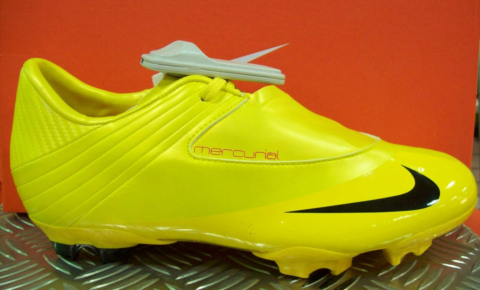 super popular 2cf09 d7e66 QMN ventas online: NIKE MERCURIAL STEAM AMARILLOS $359 ...