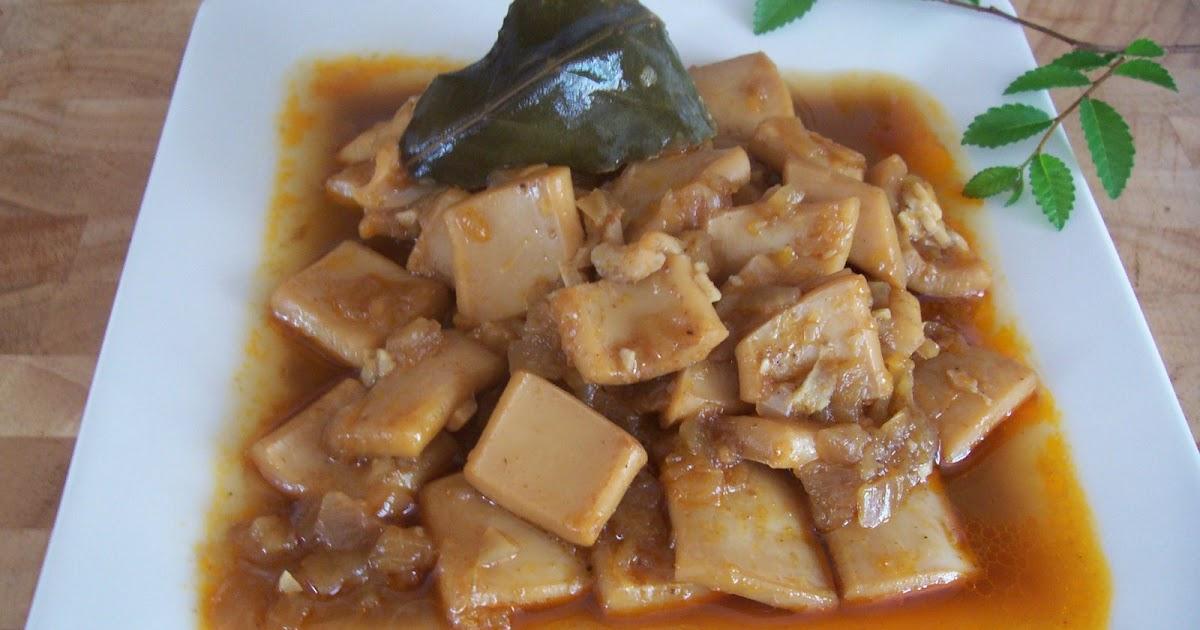 La cocina casera de irene sepia en salsa for La cocina casera