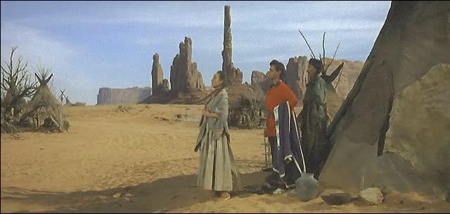 Preto e Branco: Cheyenne Autumn (1964)