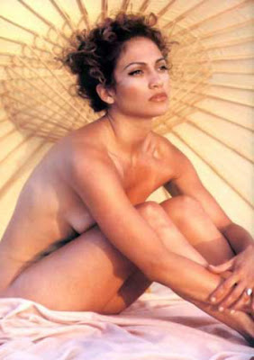 Jennifer Lopez exposed