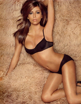 Eva Longoria exposed