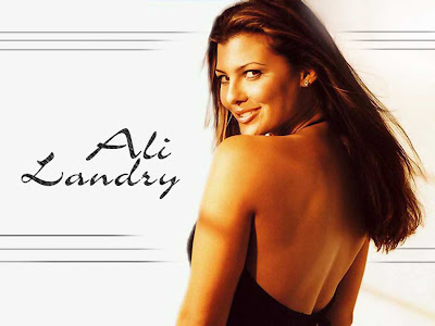 ali landry no clothes