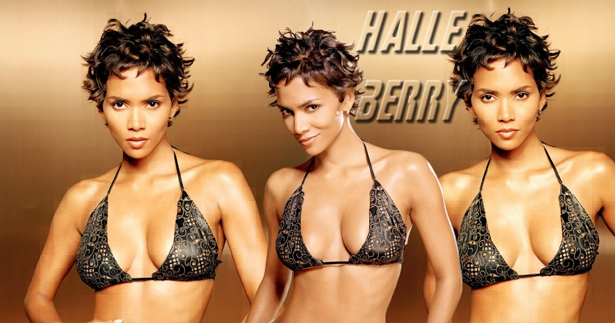 Halle berry very sexy