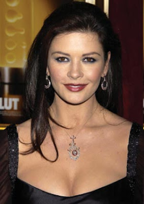 catherine zeta jones topless