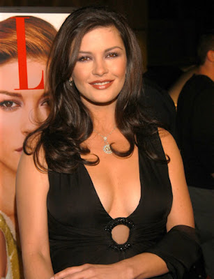 catherine zeta jones bikini