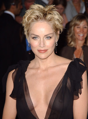 sharon stone playboy