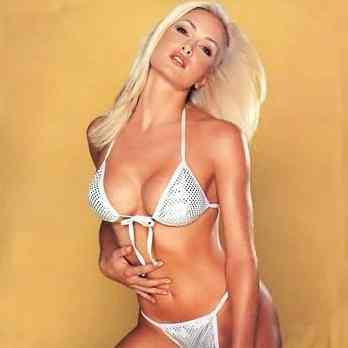 Caprice Bourret playboy