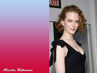 Nicole Kidman exposed