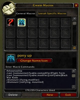 Trinket slot number for macro / Roulette force zero system