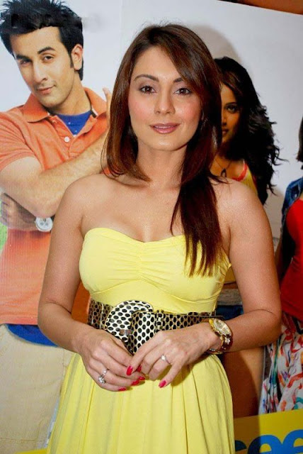 Bollywood Fan Minissha Lamba Without Bra And Without -4591