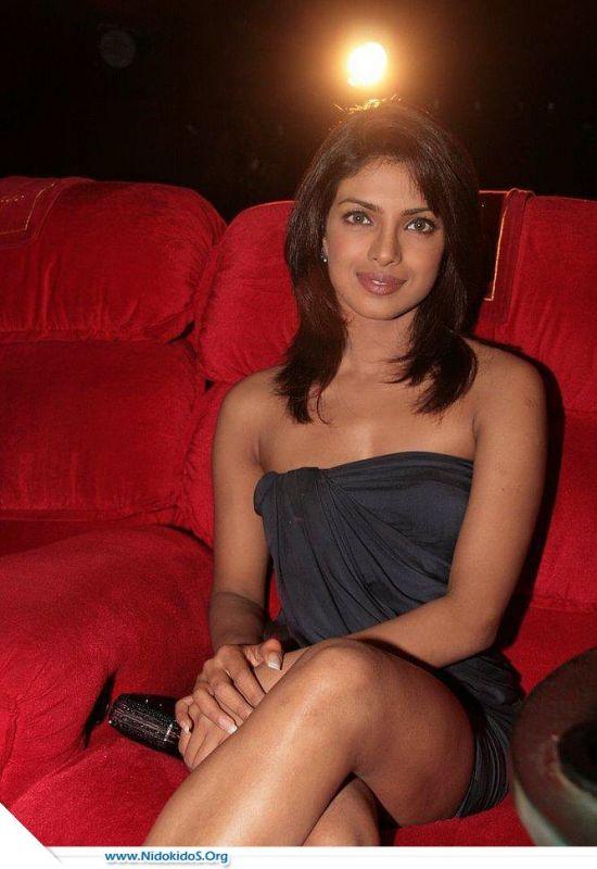 Priyanka Chopra Sexy Open Photo