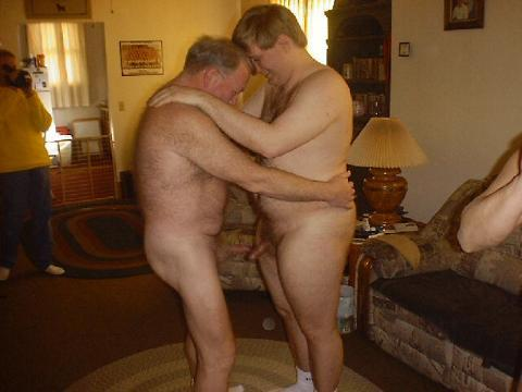 Gay Nake Dance