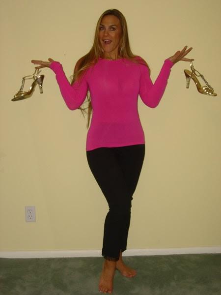 Home Shopping Queen: Sally Combs Through her Closet