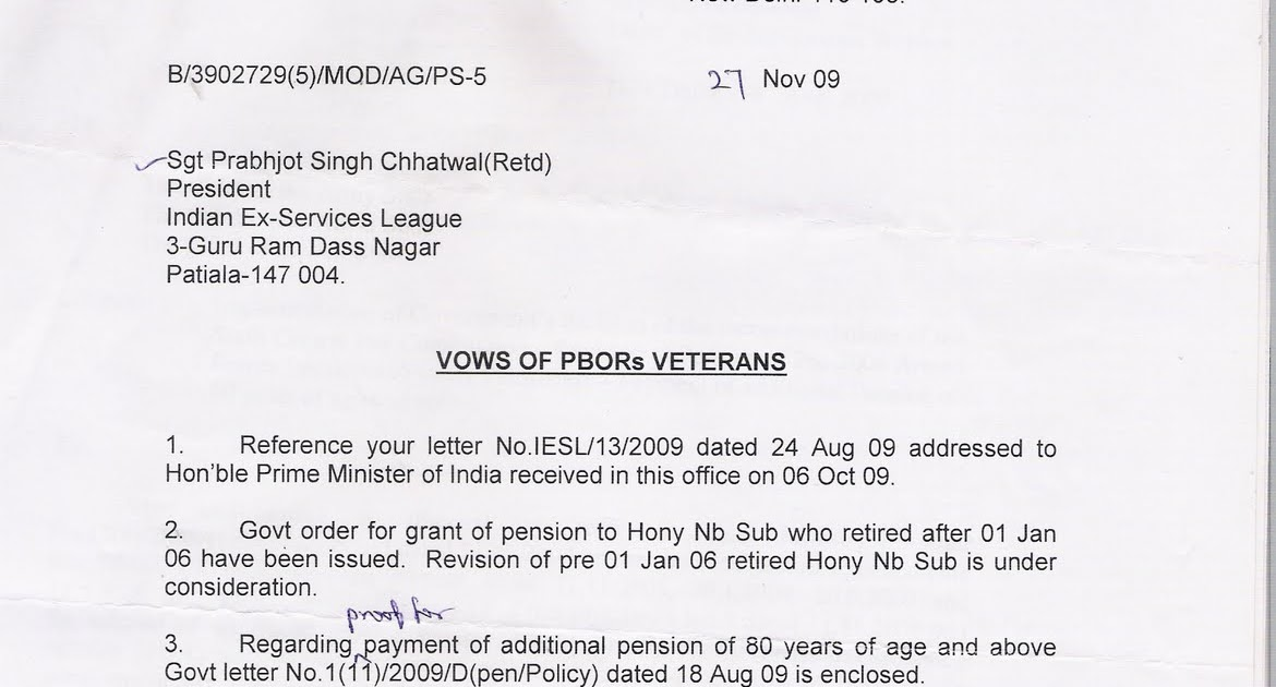 pension age in india