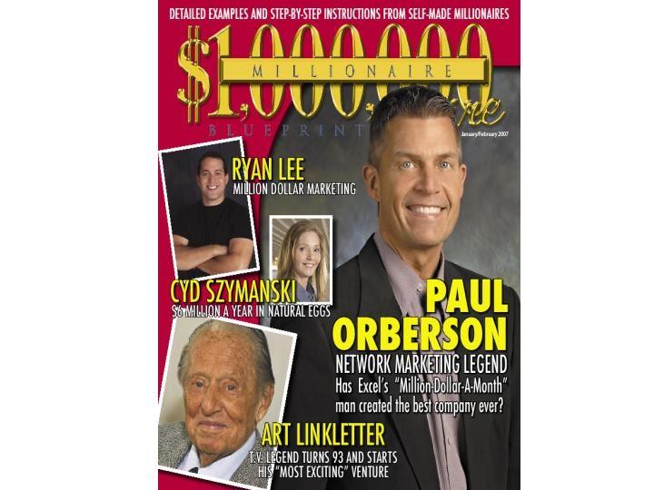 Telecommuting millionaire review millionaire blueprint magazine malvernweather Images