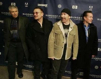 U2 at Sundance