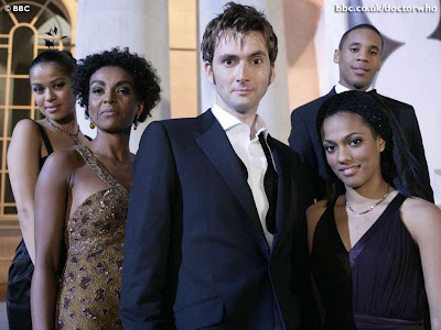 The Doctor and the Joneses