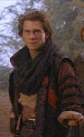 Christian Slater in Robin Hood: Prince of Thieves