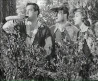 Paul Eddington, Richard Greene, and Patricia Driscoll