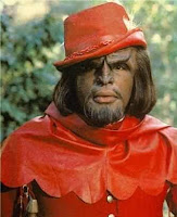 Worf as Will