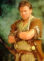 Ray Winstone in Robin of Sherwood