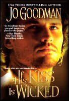 IF HIS KISS IS WICKED by Jo Goodman