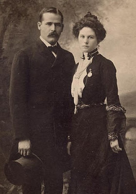 Etta Place and The Sundance Kid in New York