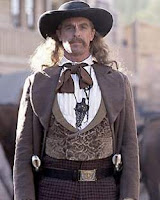 Keith Carradine as Wild Bill Hickok